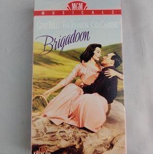 Brigadoon VHS, 1954 Musical
